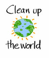 Clean up the World - Krzysztof Drzazga